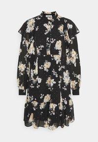 EDITED - KENLEY DRESS - Day dress - schwarz/mischfarben - 0