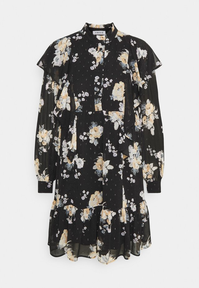 KENLEY DRESS - Day dress - schwarz/mischfarben