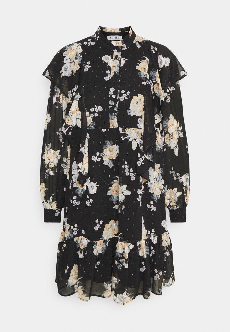 EDITED - KENLEY DRESS - Day dress - schwarz/mischfarben