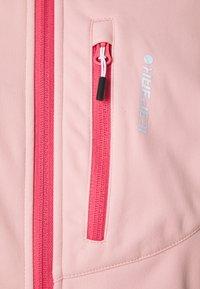 Icepeak - VIRDEN - Softshelljakke - light pink - 2