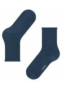 FALKE - POINTELLE - Socks - atlantic - 3