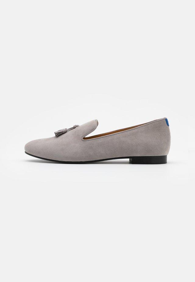 MATTEO - Slip-ons - pietra grey