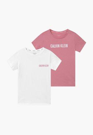 TEES 2 PACK - Maglietta intima - pink