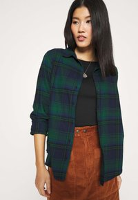 GAP - EVERYDAY - Skjorte - blackwatch plaid - 3
