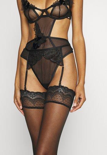 ANAYA SUSPENDER - Suspenders - black