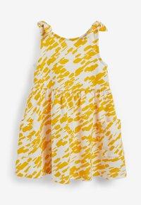 Next - Žerzejové šaty - orange - 1
