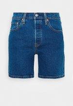 501® MID THIGH - Denim shorts - charleston shadow