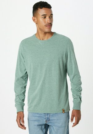 DRUPP WIE JUPP - Long sleeved top - mint