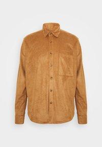 Han Kjøbenhavn - BOXY  - Shirt - brown suede - 6