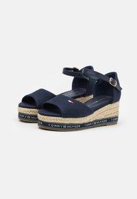 Tommy Hilfiger - Sandals - blue - 1