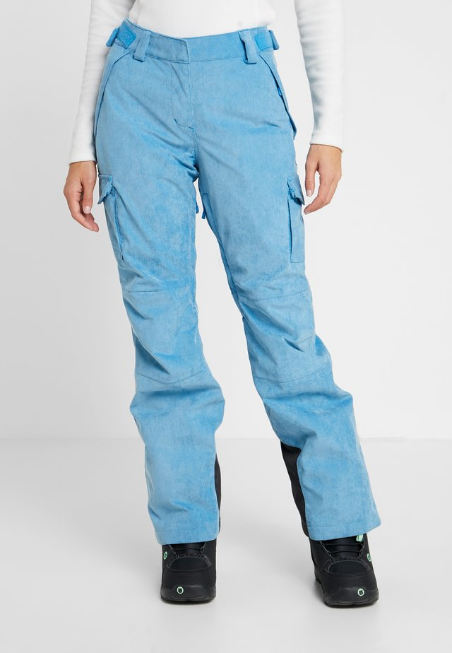 SWITCH CARGO 2.0 PANT - Talvihousut - bluebell