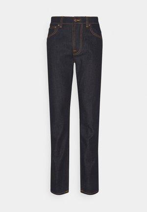 GRITTY JACKSON - Straight leg jeans - blue