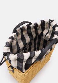 kate spade new york - MEDIUM SATCHEL - Handbag - black/multi - 2