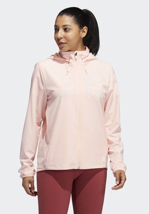 LIGHTWEIGHT TRAINING JACKET - Training jacket - pink