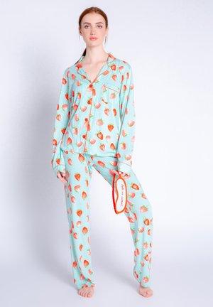 SET - Pyjama - aqua