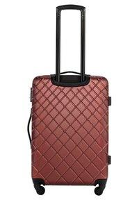 Wittchen - Wheeled suitcase - burgund - 3