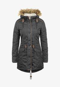 ANNA - Winter coat - dark grey