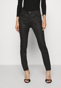 Morgan - PALINA - Jeans Skinny - noir - 0