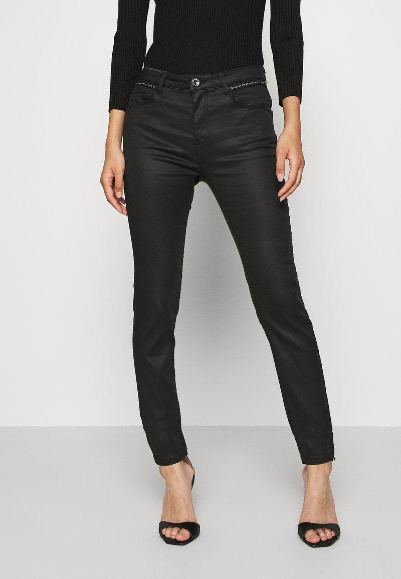 Morgan - PALINA - Jeans Skinny - noir