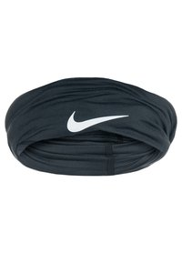 Nike Performance - DRI FIT WRAP - Snood - black/silver - 1