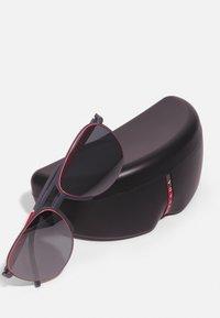 Prada Linea Rossa - Sunglasses - matte grey - 4