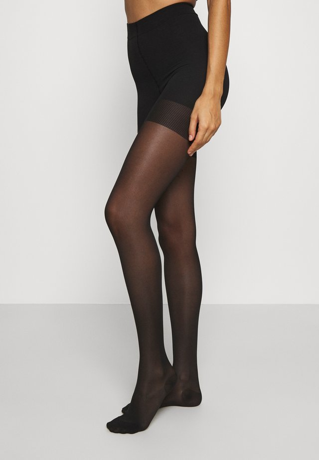SUPER CONTROL - Tights - black