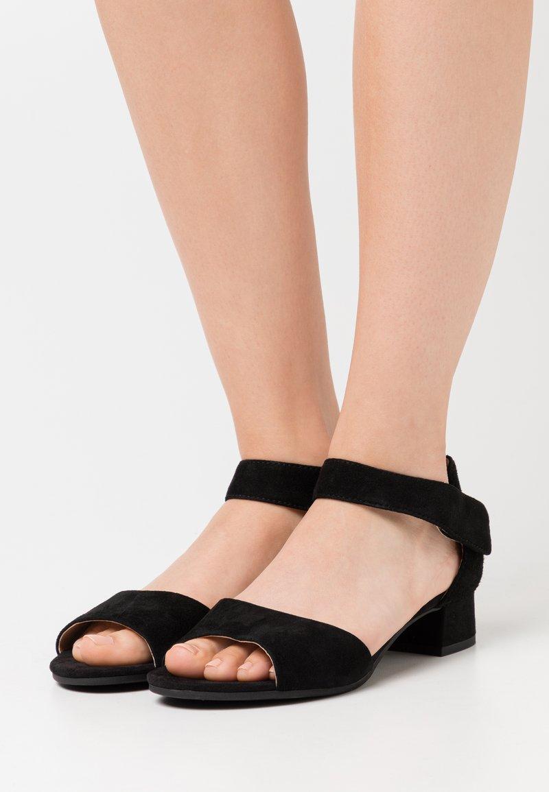 Caprice - Sandals - black
