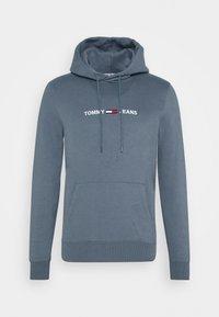 Tommy Jeans - Sweat à capuche - blue - 4