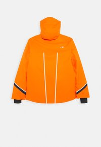 Kjus - BOYS FORMULA JACKET - Ski jacket - orange - 1