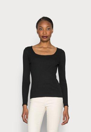 ONOU  - Long sleeved top - noir