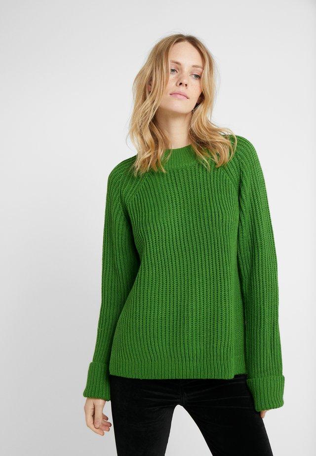 CREWNECK - Jumper - green