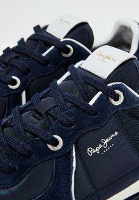 Pepe Jeans - TINKER CITY - Zapatos de vestir - azul marino - 5