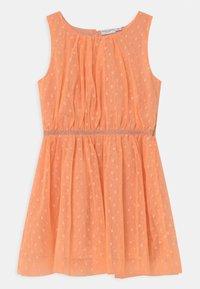 Name it - NMFVABOSS SPENCER - Day dress - cantaloupe - 0