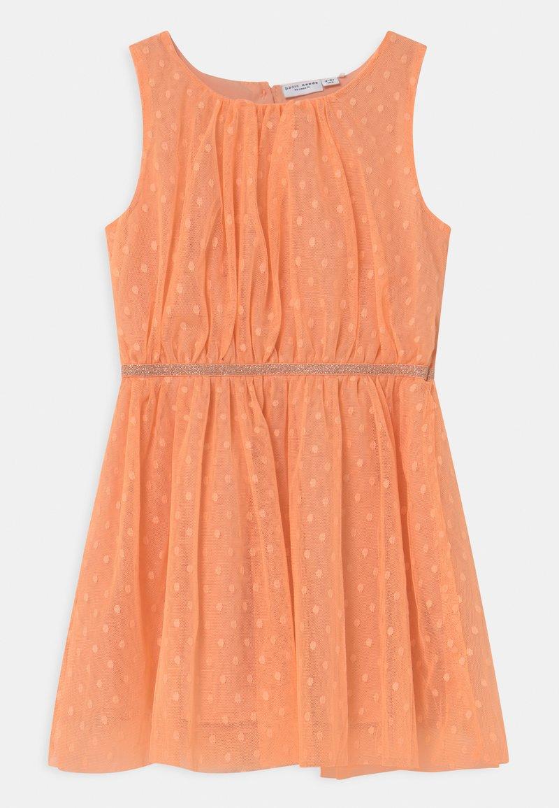 Name it - NMFVABOSS SPENCER - Day dress - cantaloupe