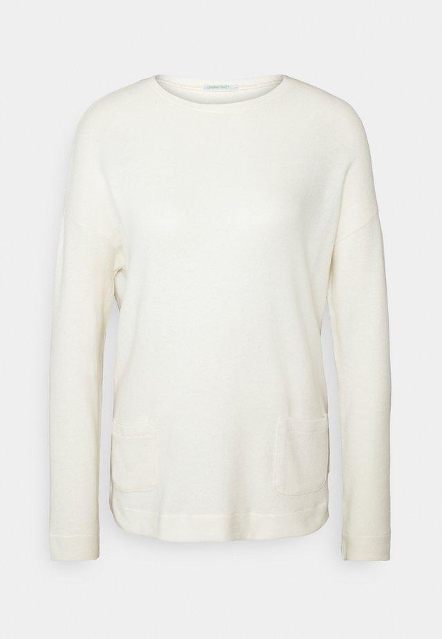 SWEATER  - Koszulka do spania - ecru