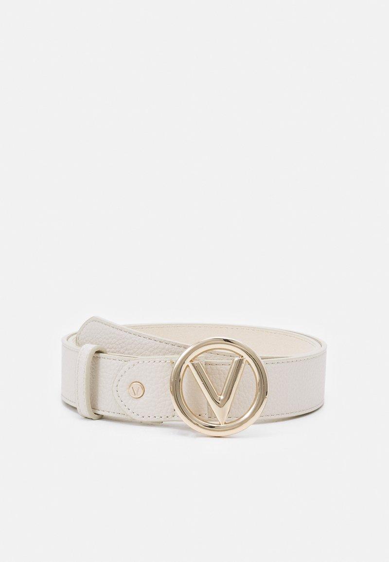 Valentino Bags - ROUND - Belt - ecru