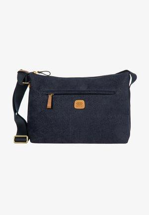 MARTA - Across body bag - blau