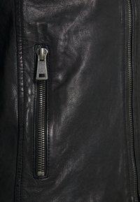Freaky Nation - CRUISE ACTION - Leather jacket - black - 6