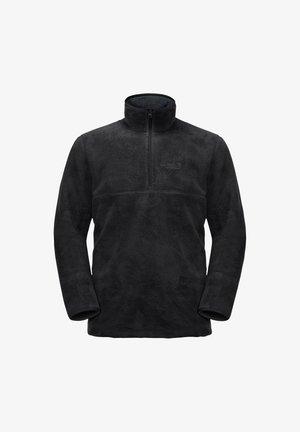 CHILLY WALK - Fleece jumper - black