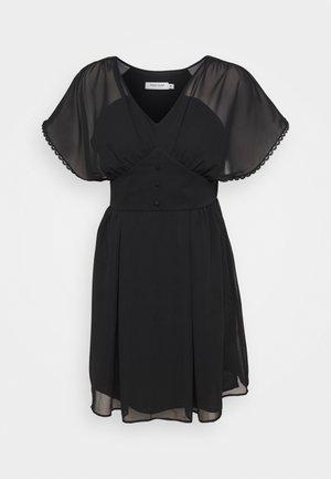 CROCUS - Korte jurk - noir