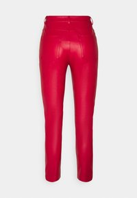Pinko - SUSAN TROUSERS - Trousers - red - 1