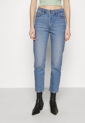 CAROL - Straight leg jeans - mid soho
