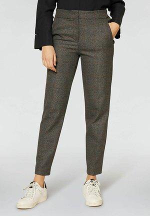 Pantaloni - grigio scuro melange