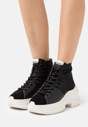 CHAINY - High-top trainers - black