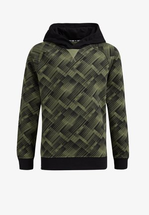 Sweat polaire - olive green