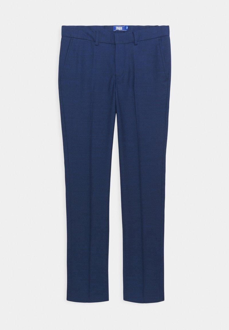Jack & Jones Junior - JPRSOLARIS - Kalhoty - medieval blue