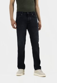camel active - RELAXED - Relaxed fit jeans - indgo dark blue used - 2