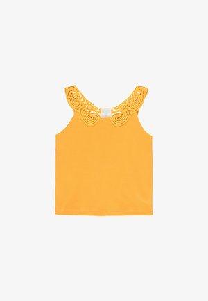 Blouse - mustard