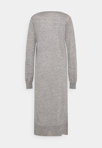 GAI+LISVA - ZENIA - Jumper dress - grey melange - 1