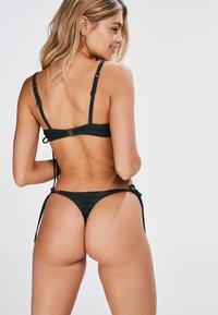 Hunkemöller - Bikini bottoms - green - 2